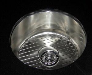 International Manufacturers Group Bar Sink in Brushed Satin ISKB570