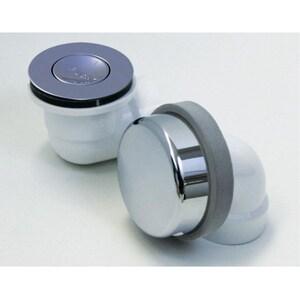 Watco Innovator® 900 Series Plastic Push-Pull Drain in Chrome Plated W901PFABSCP