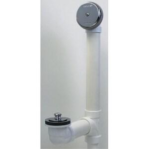 Watco Lift and Turn PVC Pipe Waste & Overflow W600LTPVC