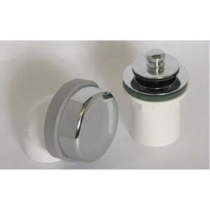 Watco Innovator® 900 Series Plastic Lift & Turn Drain in Chrome Plated W915LTPVCCP