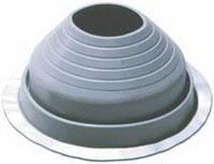 Water-Tite 7 - 13 in. EPDM Roof Flashing I81827