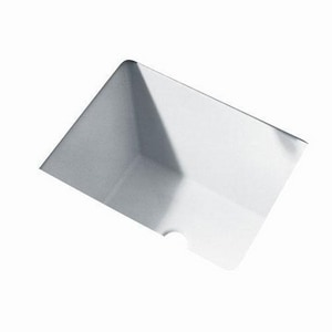 American Standard Boulevard® No-Hole Under-Counter Rectangular Lavatory Sink in White A0610300020