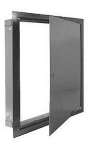 Karp 12 x 12 in. Stainless Steel Access Door KDSC214MS1212