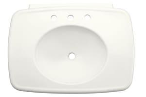 Kohler Bancroft® Lavatory Sink in White K2348-4-0