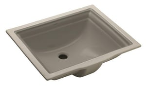 Kohler Memoirs® Undermount Bathroom Sink in Cashmere K2339-K4