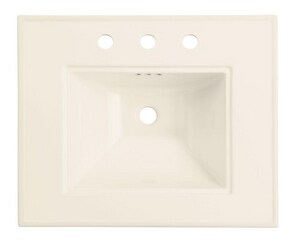 Kohler Memoirs® Stately Pedestal Bathroom Sink in Almond K2345-1-47
