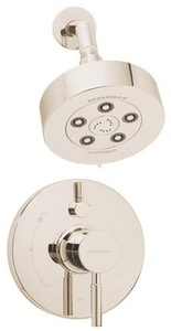 Speakman Neo™ Tub and Shower Faucet with Single Lever Handle in Polished Nickel SSM1410PPN