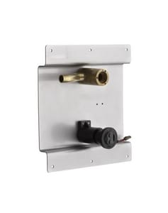 KOHLER Purist® 1-7/16 in. Round Direct Connect Control Kit K11830-NA