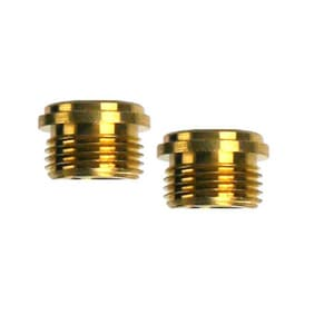 Lincoln Products® 1/2 in x 24 Brass Seats for Sterling Faucets 2-Pack LIN101122