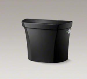 Kohler Highline® 1.6 gpf Toilet Tank in Black Black™ K4458-RA-7