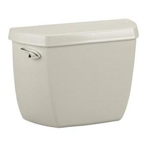 KOHLER Highline® 1.6 gpf Toilet Tank in Ice Grey with Left-Hand Trip Lever K4645-95