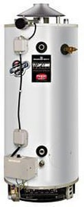 Bradford White 80 gal. 505,000 BTU Delivery Hour-527 Commercial Natural Gas Water Heater BD80T5053N