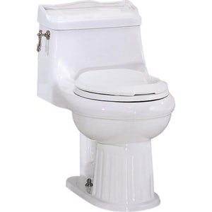 St. Thomas Creations Arlington 1.6 gpf Elongated Toilet in White S611913001