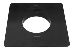 LSP Products Group Closet Stabilizer in Black LP3006