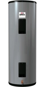 Rheem Light Duty Electric 30 gal 4.5kW 208V 1-Phase 4-Way Steel Simultaneously Wired Electric Water Heater RELDS30B509594