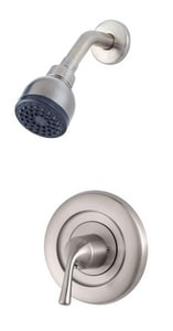 Pfister 2.5 gpm Shower Trim with Single Lever Handle in Brushed Nickel PR907MSK