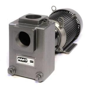 AMT 5HP Cast Iron SELF PRIME PUMP A287595 at Pollardwater