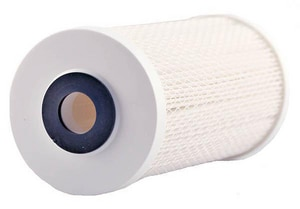 Boshart Industries 10 gpm 50-Micron Polyester Filter Cartridge B14GPPE150