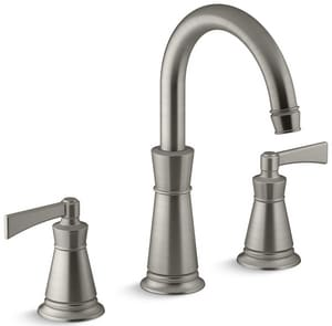 Kohler Archer® Two Handle Roman Tub Faucet in Vibrant Brushed Nickel Trim Only KT45849-4-BN