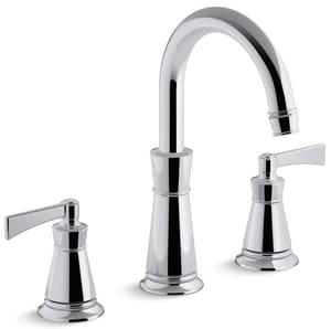 Kohler Archer® Deckmount Lavatory Faucet Trim KT45849-4