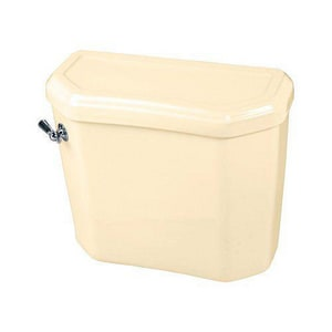 American Standard Portsmouth® 1.6 gpf Toilet Tank in Bone with Left-Hand Trip Lever A4281014021