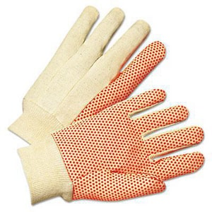 Anchor L Size Canvas Work Gloves ANR1090