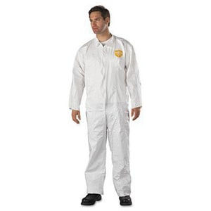 Dupont Protective Apparel ProShield® NexGen® XL Size ProShield and NexGen Coverall with Front Zip D251NG120S