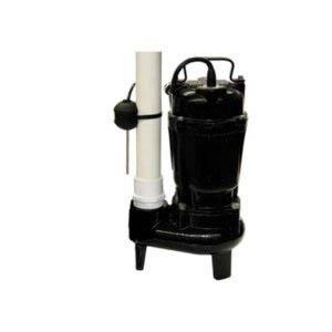 Glentronics 115 V 1/2 hp Cast Iron Pump Vertical Switch GE7055VS