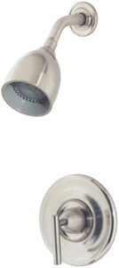 Pfister Contempra™ Shower Trim Kit with Single Lever Handle in Brushed Nickel PG897NK0