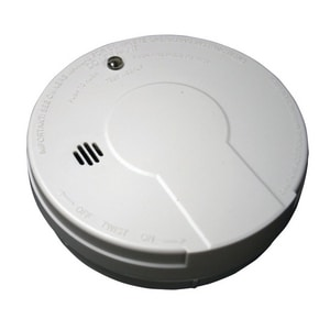 Kidde Battery Powered Smoke Alarm in White K0915E