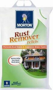 Morton International 40 lbs. Rust Remover Super Pellets M1470