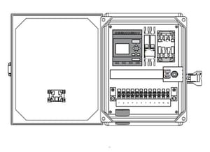 Orenco Systems 120V Analog Timer for Control Panel O1316761010