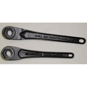 Lowell Corporation 10 in. Socket Wrench Handle Only L50901
