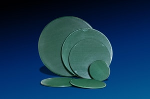 Orenco Systems 12 in. Fiberglass Lid with Gasket Ultra Ribbed OFL12GTU