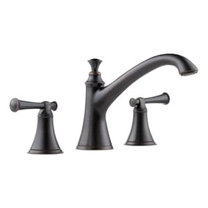 Brizo Baliza Two Handle Roman Tub Faucet in Venetian Bronze Trim Only DT67305RBLHP
