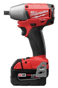 Milwaukee M18™ 1/2 in. 18V Red Lithium Impact Wrench Kit M2655B22