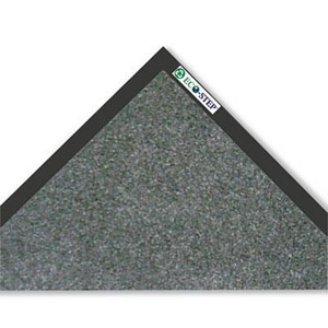 Eco-Step™ Wiper Floor Mat in Charcoal LET310CHA