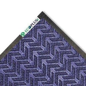 Eco-Plus™ Wiper Floor Mat in Midnight Blue LECR46MBL