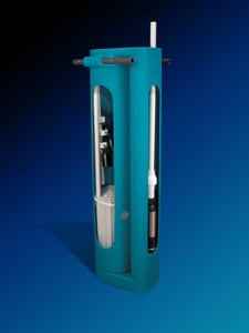 Orenco Systems 18 in. Universal Pump Vault Earless OPVU571819NB