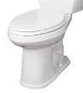 Gerber Plumbing Avalanche™ Elongated Toilet Bowl in Biscuit  with 14 in. Rough-In G21828BS