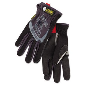 Mechanix Wear FastFit® M Size Synthetic Leather and Spandex Work Gloves MNXMFF050