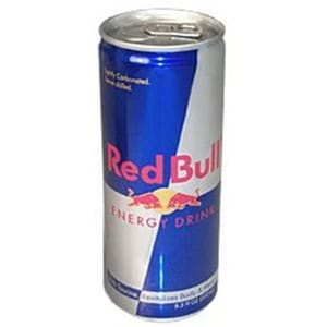 Red Bull 8.3 oz. Red Bull Energy Drink R83RB