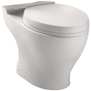 TOTO Aquia® 1.6 gpf Elongated Toilet Bowl in Cotton TCT412F01