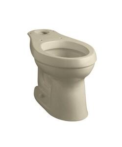 KOHLER Cimarron® 1.6 gpf Elongated Toilet Bowl in Almond K4309-47