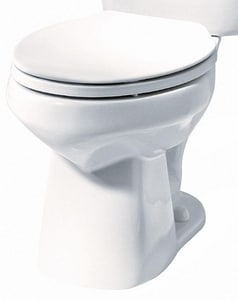 Mansfield Plumbing Products Alto™ Elongated Toilet Bowl with 14 in. Rough-In M135