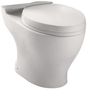 TOTO Aquia® 1.6 gpf Elongated Toilet Bowl in Cotton TCT412F1001