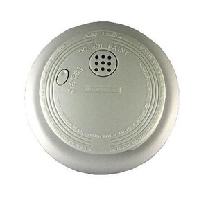 USI Electric Battery Power Smoke Detector with LED USS770LR