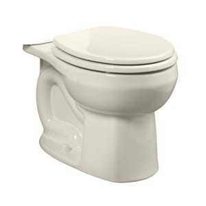 American Standard Colony® Round Toilet Bowl in Linen
