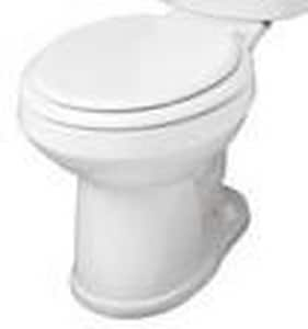 Gerber Plumbing Maxwell® SE Round Toilet Bowl in White GER21152WH