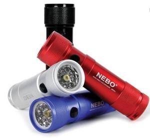 Alliance Sports Group CSI LED Flashlight with Laser ALL5633